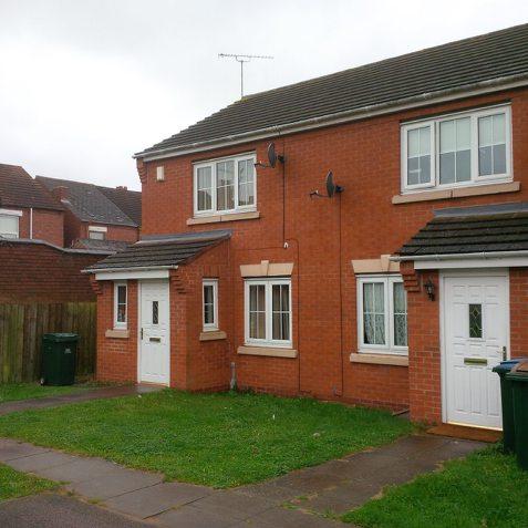 Firedrake Croft, Coventry, West Midlands CV1 2DR, UK